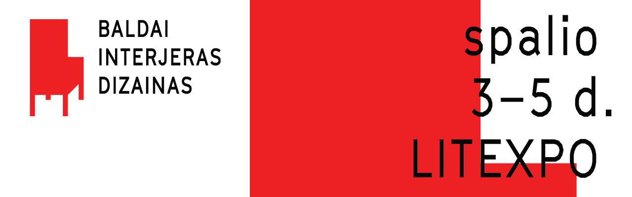 BALDAI INTERJERAS DIZAINAS 2019. Paroda Vilniuje