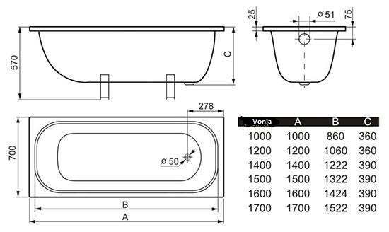 Plienines vonios standartiniai matmenys.jpg