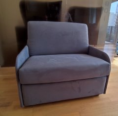 Fotelis-lova-išskleidžiamas